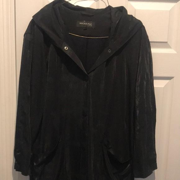 Mycra Pac Long Rain Jacket